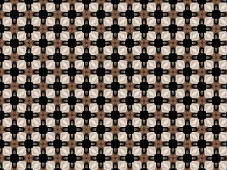background fashion pink heart shape simplicity geometric pattern black fabric