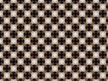 decoration geometric pattern fabric braid black pattern Stok Fotoğraf