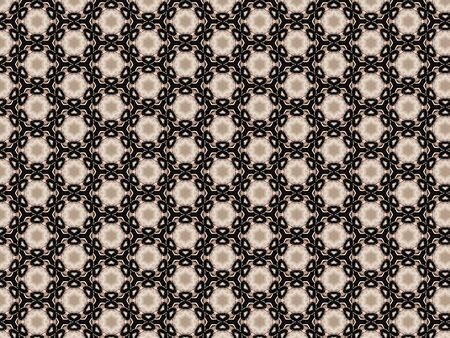 Background pattern design wall texture fabric geometric heart black combined with pink star