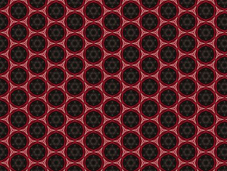 background blanket decoration geometric style shape ripping texture fabric red gray white colors