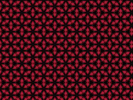 background shape rhombus volumetric red texture black