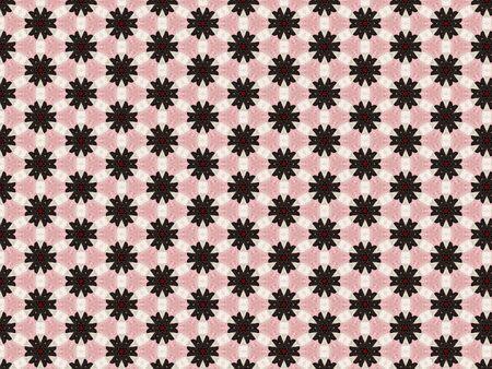 background geometric texture fabric pattern gray color geometric circle red canvas white Zdjęcie Seryjne