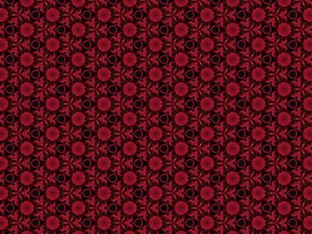 background blanket textile shape triangle red geometric pattern black