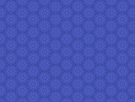 Christmas background openwork lace fabric with flowers blue colors pattern