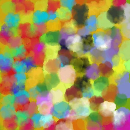 background of color stained spots, abstract pattern