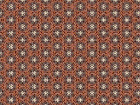 Background pattern braided ornament threads soft fleece subtle geometric decor vintage design multicolor Banque d'images