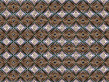 background elegant soft fabric pattern repeating rhombus of different colors