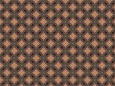 background pattern ornament embroidery fleece fabric threads braided thin tangled twisted different geometric shapes braid decor vintage design black background and multicolored Banque d'images