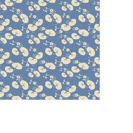 Japanese traditional ornament. Seamless pattern with floral ornament. Ancient traditions. Vector. 일러스트