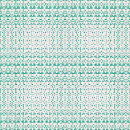 Background of cryptocurrency coin. Seamless pattern with Tether. Vector.