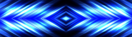 blue arrows, abstract background, vector Illustration
