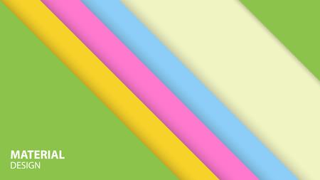 抽象材料設計背景。矢量圖。