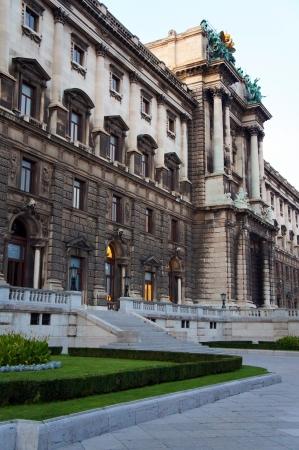 hofburg: Hofburg Imperial palace Editorial
