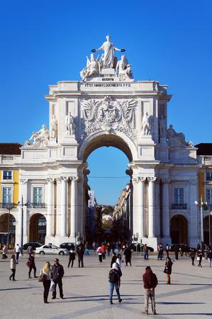 augusta: Arco de Rua Augusta