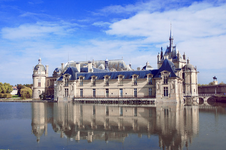 chantilly: Chateau de Chantilly, Picardie, France