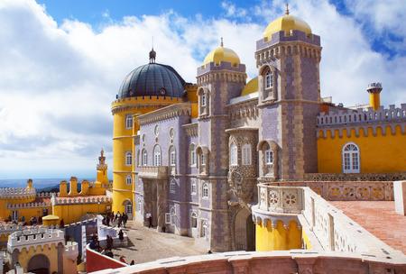 pena: Pena National Palace