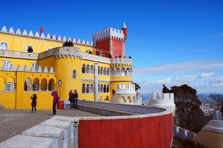 the pena national palace: Pena National Palace