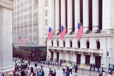 New York Stock Exchange Editorial