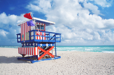 south beach: South Beach of Miami, United States