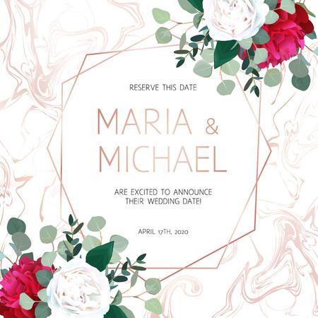 263 814 Wedding Invitation Background Stock Vector Illustration And