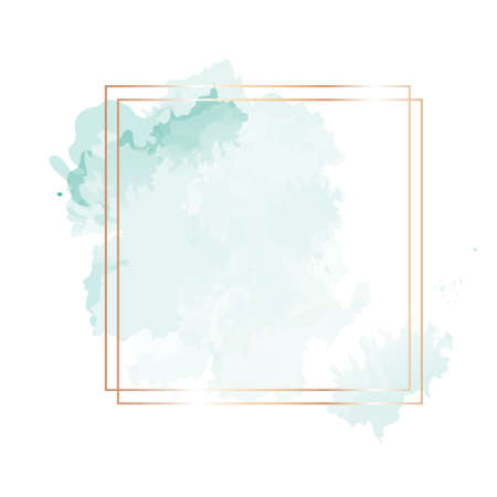 Trendy simple flat lay design vector background