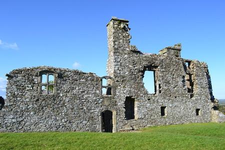 the abbey: Slane Abbey