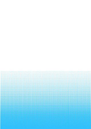 blue dot pattern Illustration