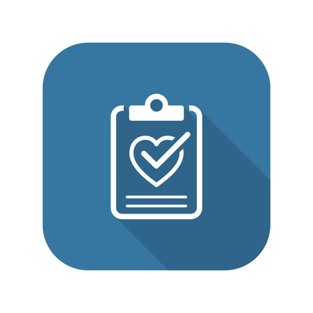 Health Tests and Medical Services Icon. Illustration