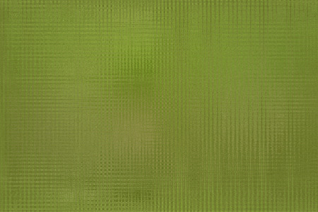 simulate: Textured blurred background in green colors. Simulate patterned coloured glass. Horizontal. Stock Photo