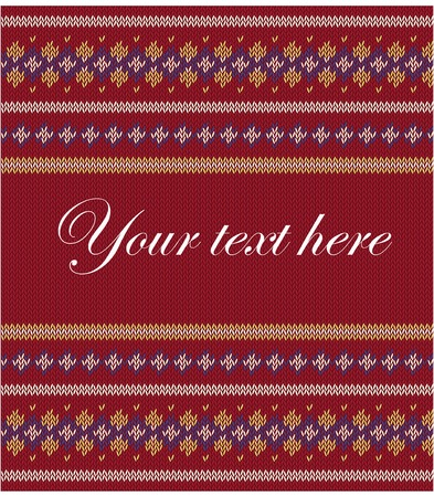 burgundy: Colorful striped pattern on burgundy background