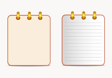 sketchpad: Icons of calendar red color in two variants