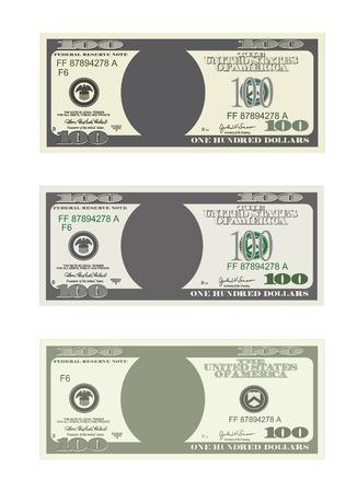 100 dollar bill flyer ibovnathandedecker design template 100 dollars banknote bill one hundred dollars maxwellsz