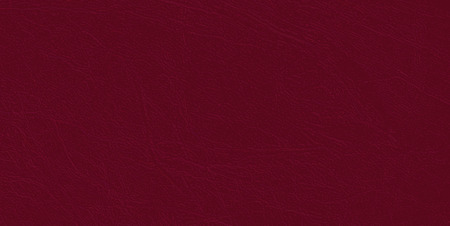 Colored  skin texture, natural or faux claret leather background. Maroon leatherette, closeup. Illustration
