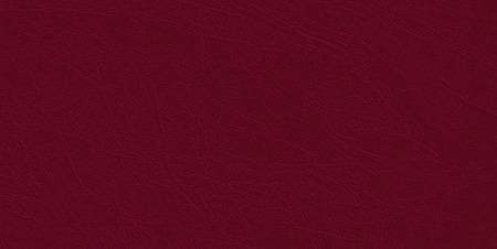 Farbige Hautstruktur, natürlicher oder bordeauxroter Lederhintergrund. Kastanienbraunes Kunstleder, Nahaufnahme.
