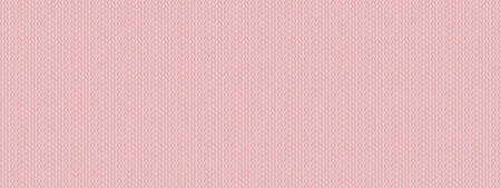 Pale pink knitted texture, wool melange yarn. Delicate pallid shade of Mellow Rose. Vector seamless background. Modern, fashionable color. Perfect place for text. Woolen cloth, handmade. Illustration