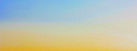 Dawn sky in golden tones.