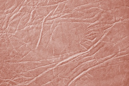 Light brown skin texture, natural or faux leather Stock Photo - 123611152
