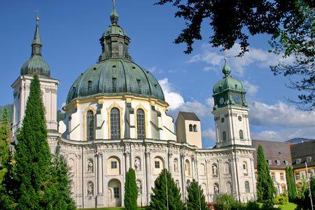 Abbey Benedictine in Bavaria