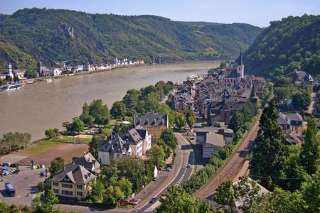 The little town on the Rhine.
