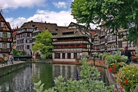 Strasbourg -  the ward