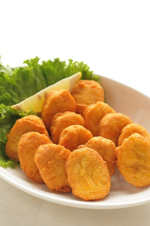 Nuggets de pollo photo