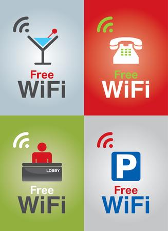Public Free Wi-fi in Hotel service