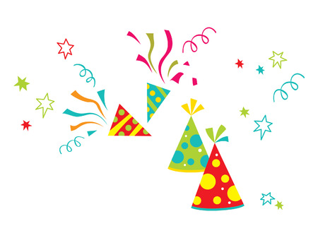 Birthday Hat Celebration Vector