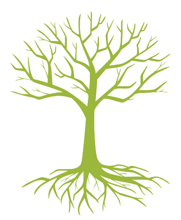 Elements Tree  Illustration