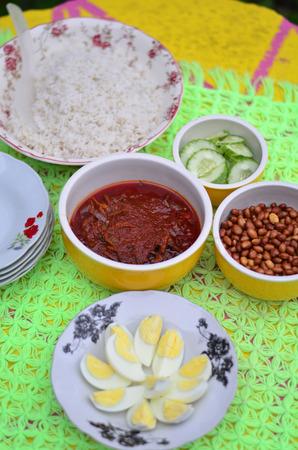 Malaysian traditional food