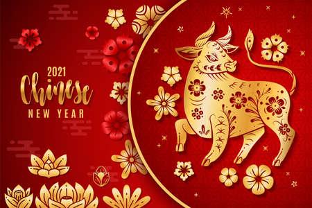 Chinese new year 2021.