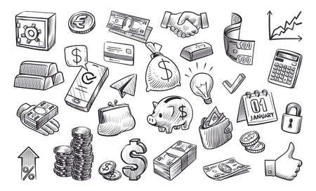 Money sketch.