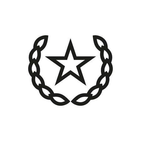 communism: Socialism communism emblem icon on white background Created For Mobile, Infographics, Web, Decor, Print Products, Applications. Icon isolated. Vector illustration