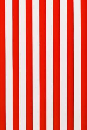 Hintergrundstreifen vertikale Farbe rot weiß Stil