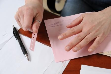 Travailler avec des documents officiels dans les bureaux